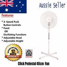 Dimplex Pedestal Fan Pedestal Fan Portable Fans Ebay