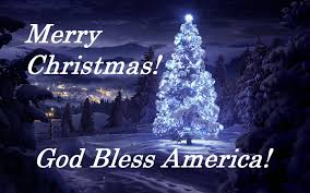 merry god bless america