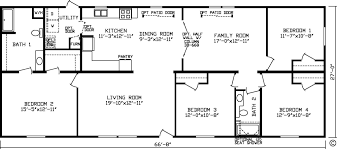 3 bedroom mobile home floor plans mesmerizing 3 bedroom mobile