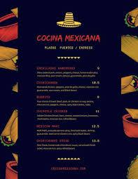 menu template for mac restaurant menu template 44 free psd ai