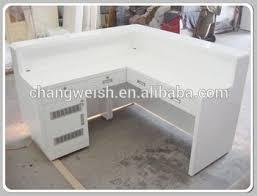 mdf wooden office table design cash register desk buy mdf wooden