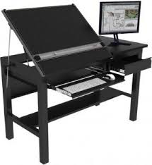 Light Drafting Table Modern Drafting Tables Foter