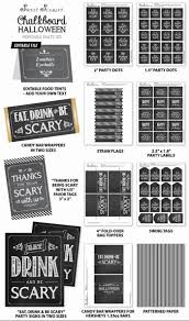 halloween bar signs kara u0027s party ideas eat drink and be scary party planning ideas