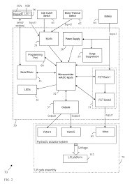 patente us8473167 lift gate control system google patentes