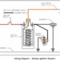 points ignition system wiring diagram yondo tech