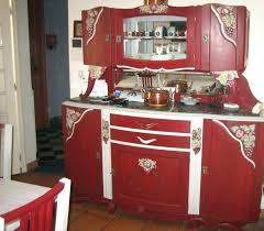 set de cuisine retro buffet cuisine vintage beautiful meuble de cuisine pas cher d