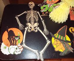 vintage halloween decorations reproductions vintage beistle halloween decorations