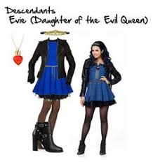 evie costume royal blue evie costume from descendants handmade flower girl