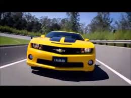 Yellow Mustang With Black Stripes Yellow Chevy Camaro Ss With Black Stripes Youtube