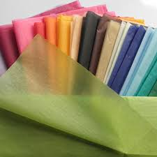 gift tissue paper 50 x multi coloured tissue paper gift wrap paper sheets buy