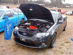 ford fg xr6t auto manual bullet performance racing