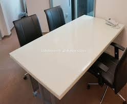 Office Meeting Table Baotrol Factory Office Table Triangle Conference Table Marble Top