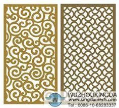 Decorative sheet metal panel Decorative sheet metal panel