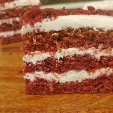 easy red velvet layer cake