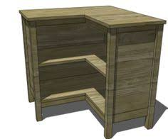 Free Wood Corner Shelf Plans by Ana White Build A Round The Corner Bookshelf Free And Easy Diy