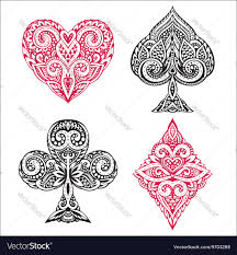 black and card ornamental royalty free vector