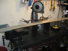 simplest plans for a portable bandsaw stand very handy bandsaw