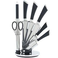 sharp kitchen knives kurtzy imperial collection 7 professional kitchen knife set