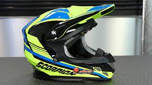 scorpion motocross helmets scorpion vx r70 ascend helmet quick look motorcycle superstore