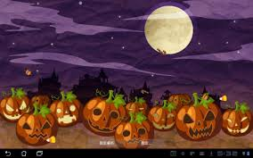 pumpkin halloween wallpapers halloween live wallpaper hd android apps on google play hd