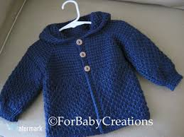 baby boy sweater navy blue crochet baby sweater with for boy or made to