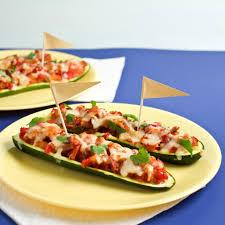 enchilada stuffed zucchini boats healthy ideas for kids