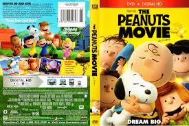 the peanuts the peanuts movie dvd cover 2015 r1