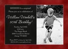 male surprise birthday invitations invitation 40th