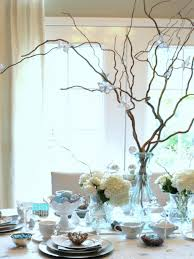 simple table decorations party centerpieces hgtv