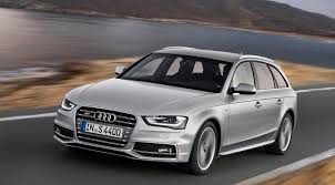 audi a4 estate audi a4 2012 the revised saloon avant and allroad by car magazine