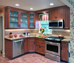Schuler Kitchen Cabinets by Furniture Dark Schuler Cabinets With Under Cabinet Microwave For