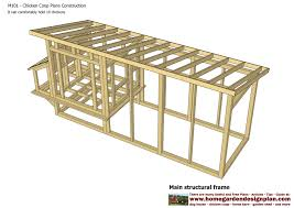 Backyard Chicken Coop Plans by Backyard Chicken Coops Plans With Should I Paint Inside Chicken