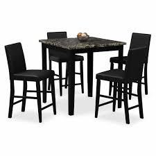 Black Dining Room Set Height Dining Room Sets Black Counter Height Dining Room Sets