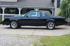 1982 Buick Grand National For Sale 1984 Buick Grand National Overview Cargurus