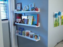 Modern Kids Bookshelf White Hanging Bookshelves American Hwy Kids Bookshelf Idolza