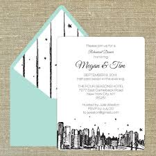 wedding invitations nyc fabulous new york themed ideas b lovely events