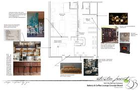 Bakery Design Floor Plan by Grit City Baking Company Studio Point253