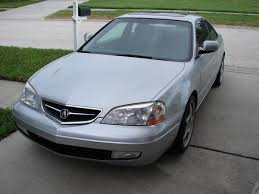 2001 acura cl information and photos zombiedrive