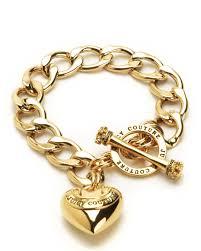bracelet from chain images Designer bracelets for women juicy couture jpg