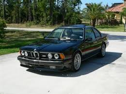 bmw m6 1990 1988 bmw m6 for sale black on leather dan crouch