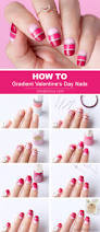 valentine u0027s day nail art how to sonailicious
