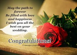 wedding wishes msg congratulations wishes messages sms for wedding leex congratulation
