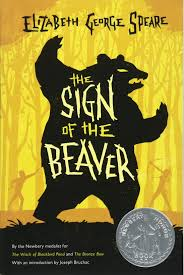 spirit halloween sign the sign of the beaver elizabeth george speare 9780547577111