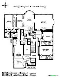 the shore floor plan 999 north lake shore drive amazing floor plans by jfp