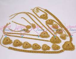 wedding jewellery sets gold br520s1016 south indian handmade bridal jewellery set gold