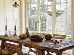 old kitchen tables rustic french country kitchen table small