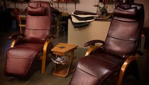 Zero Gravity Recliner Leather Home The Andrew Leblanc Company
