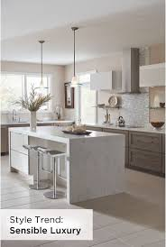 17 best images about diamond cabinetry for beautiful design on diamond s white high gloss laminate paired with elk purestyle cabinetry adds textural intrigue in this contemporary