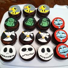 nightmare before christmas cupcake toppers inspiring ideas nightmare before christmas cupcakes cupcake stand