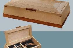 Free Wood Keepsake Box Plans by Boxes And Baskets Wood Magazine